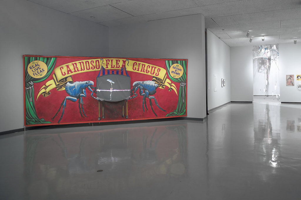 1998_cardoso flea circus_new museum NY_05