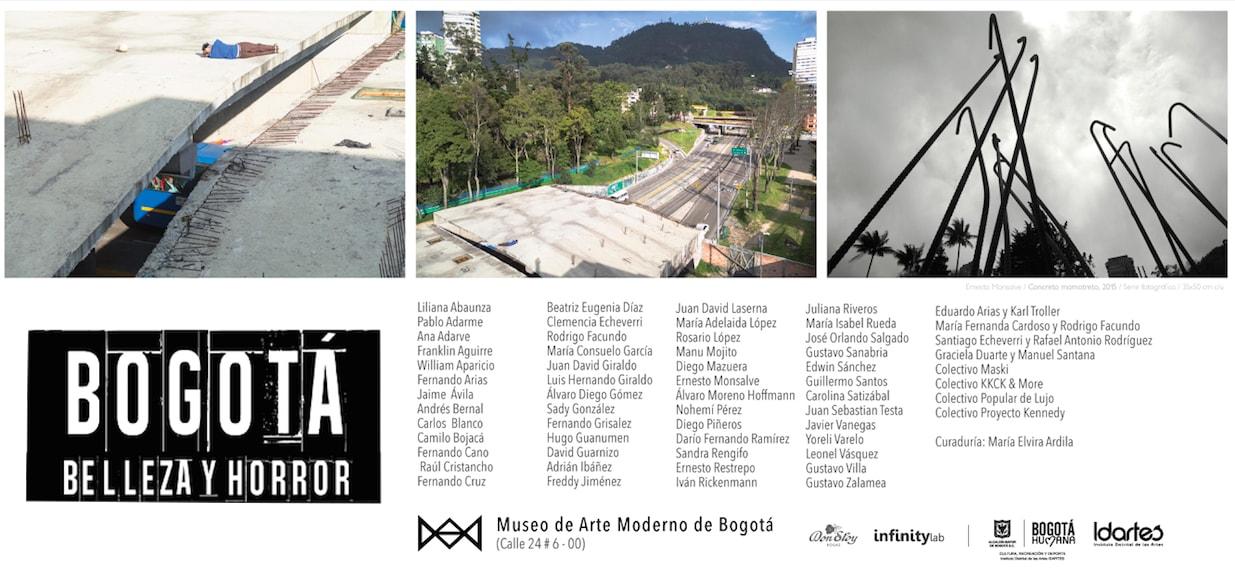 2015_Bogotá Belleza y Horror. Museo de Arte Moderno de Bogotá. Bogotá, Colombia.