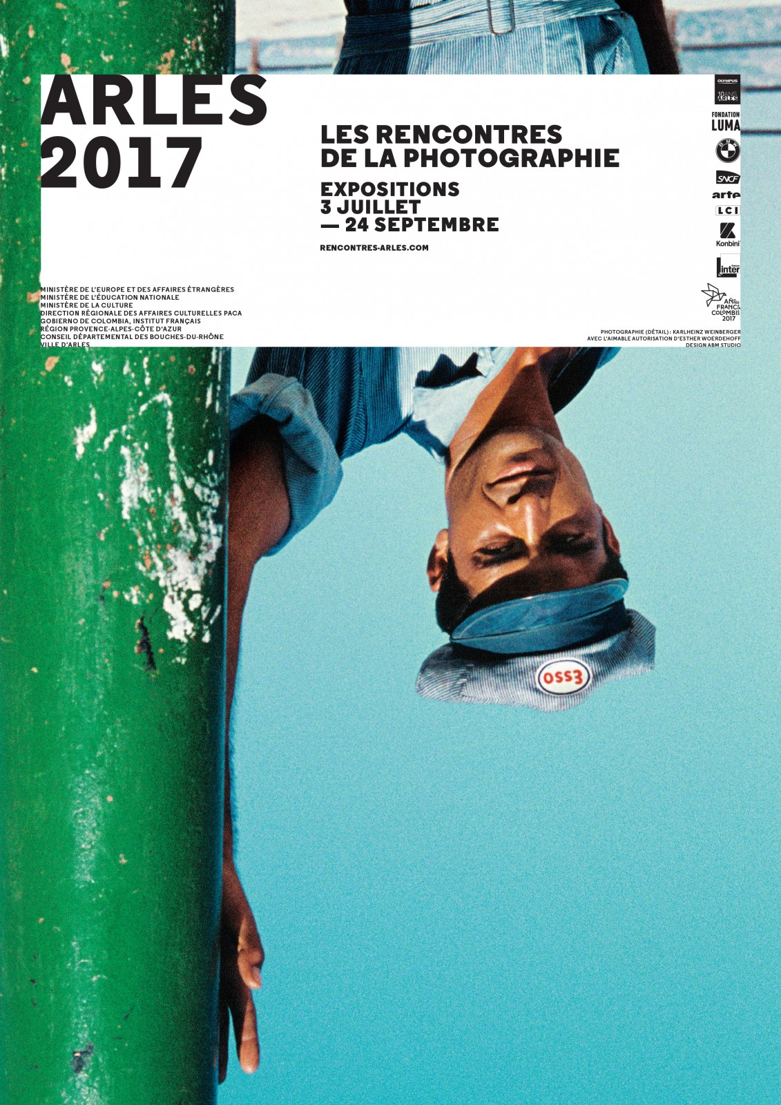 2017_La Vuelta. 28 photographes & artistes colombiens. Chapelle Saint-Martin du Méjan, Arles, France