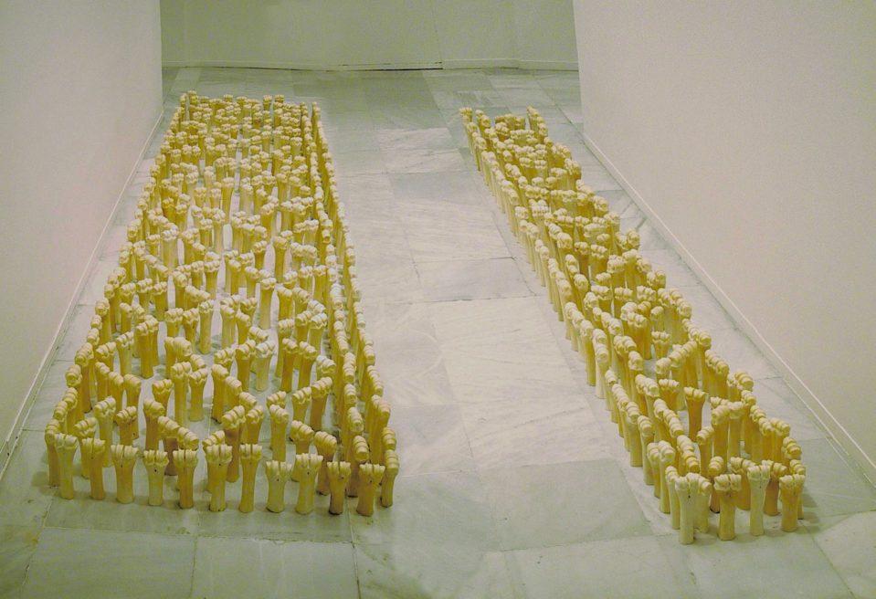 AMERICAN MARBLE AT MUSEO CENTRO DE ARTE REINA SOFIA