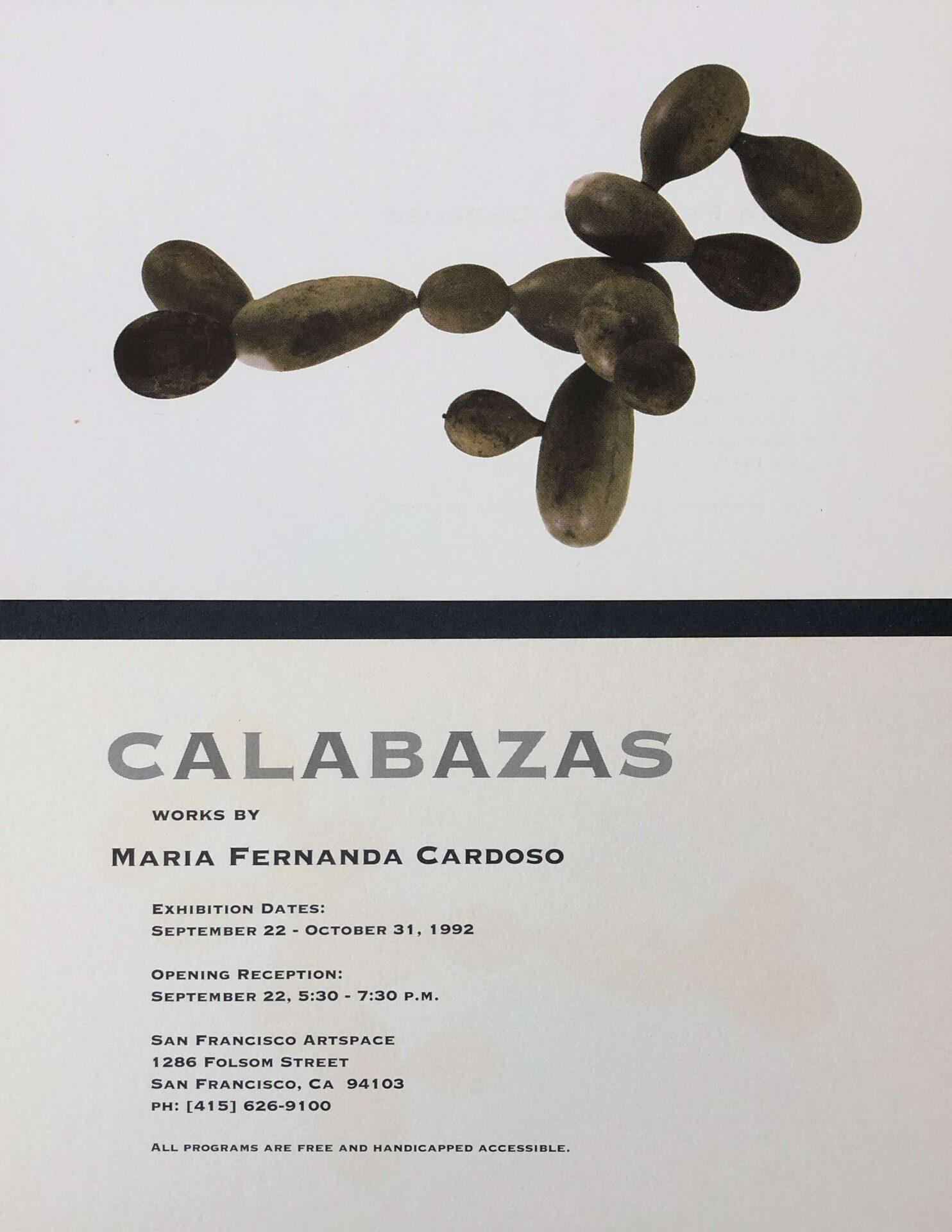 1992_Calabazas_invitación